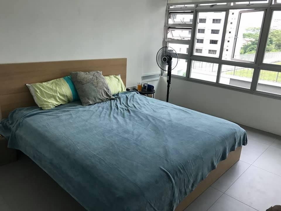 Ikea malam bed