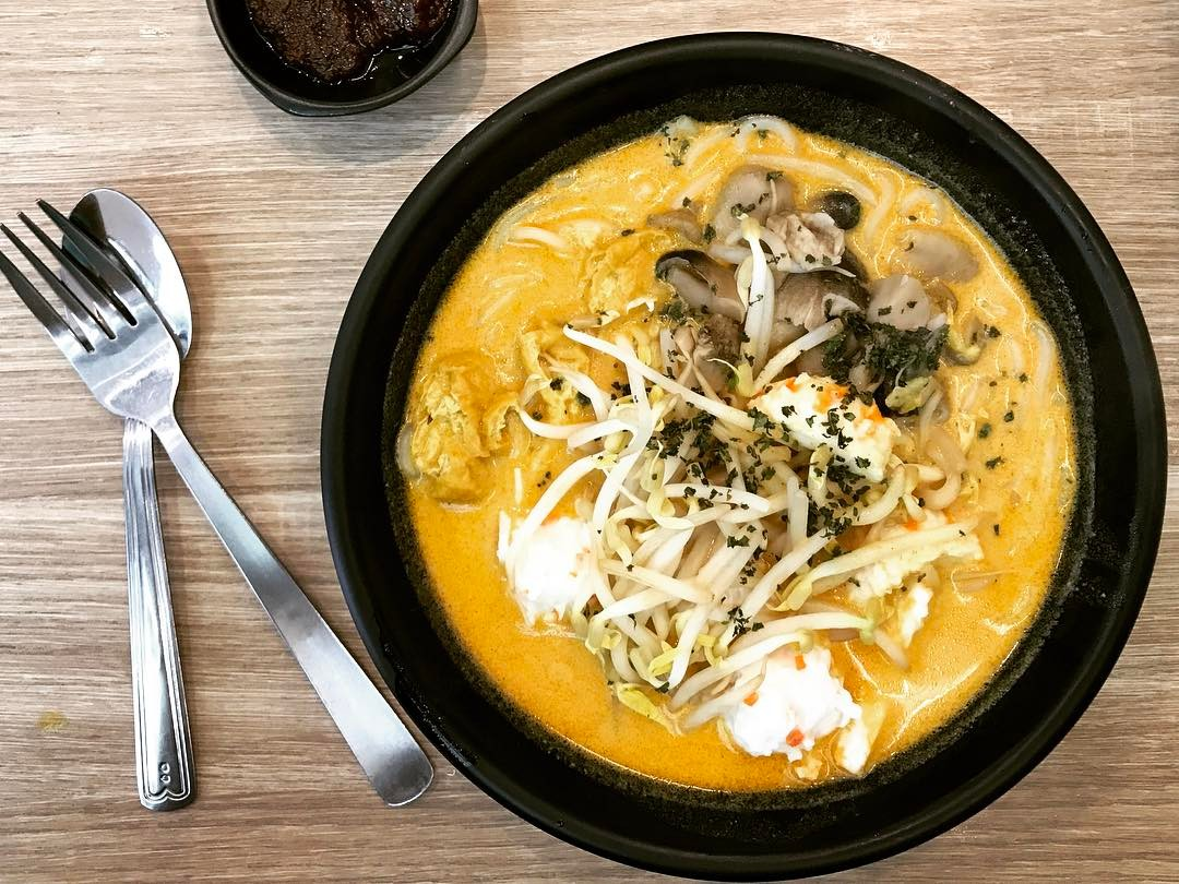 10 Vegetarian Food Delivery Options In Singapore For Meatless Meals Sent Straight To Your Door laksa