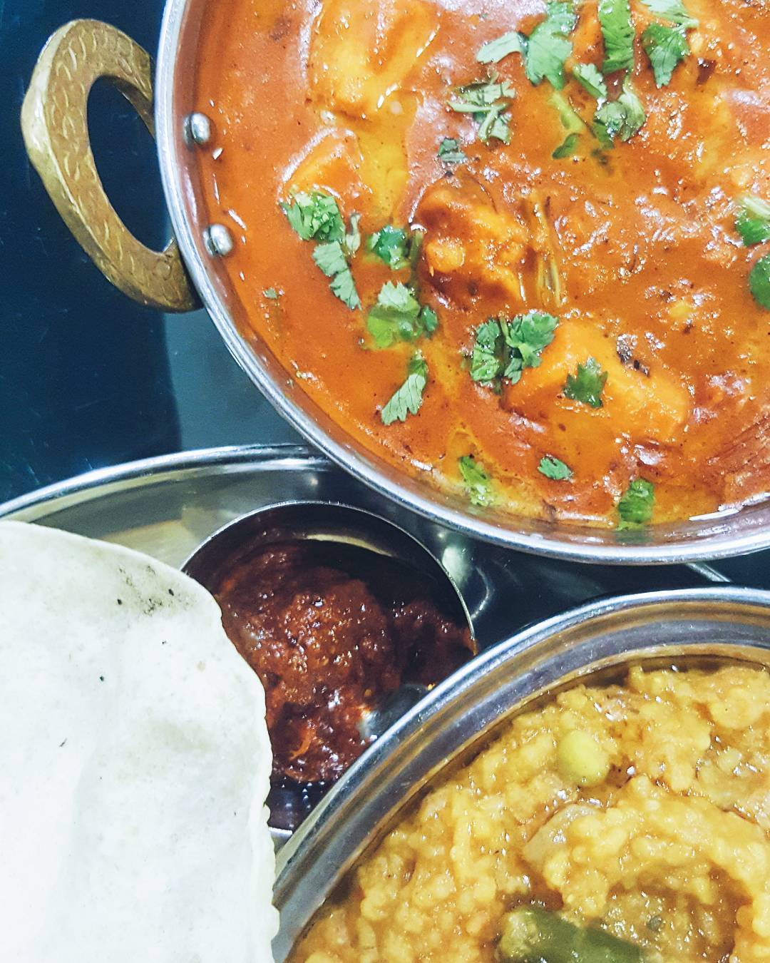 10 Vegetarian Food Delivery Options In Singapore For Meatless Meals Sent Straight To Your Door paneer butter masala