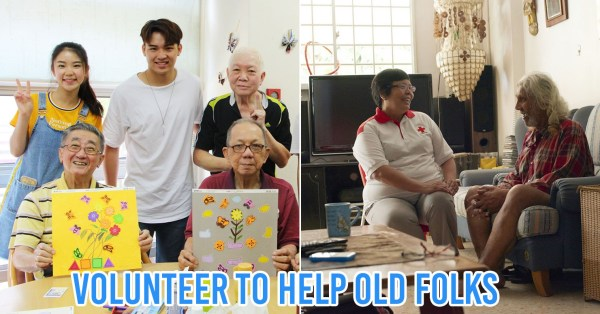 10 Charities To Volunteer At To Help Old Folks In Singapore