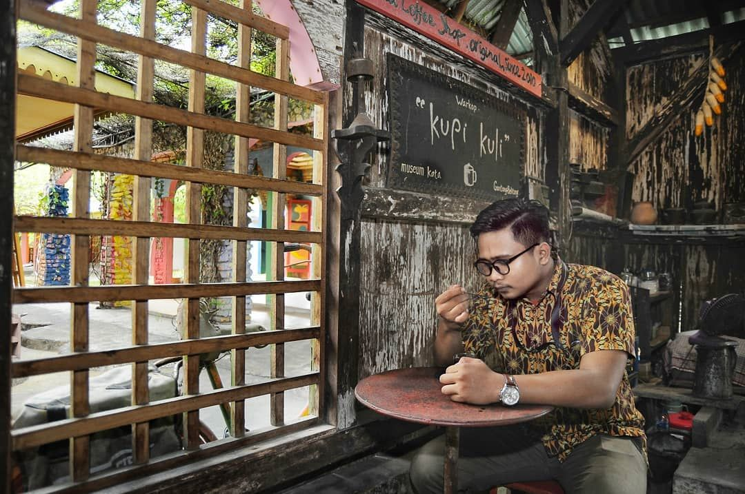 Things to do in Belitung Museum Kata Andrea Hirata
