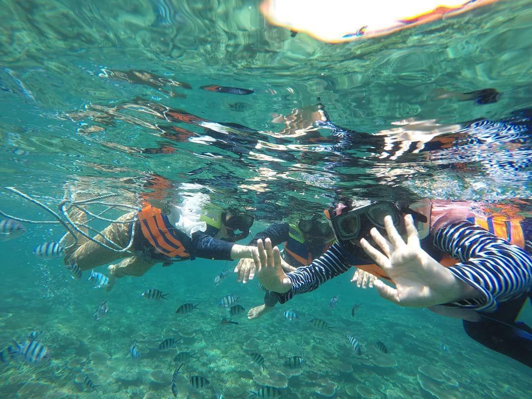 Things to do in Belitung Pulau Lengkuas