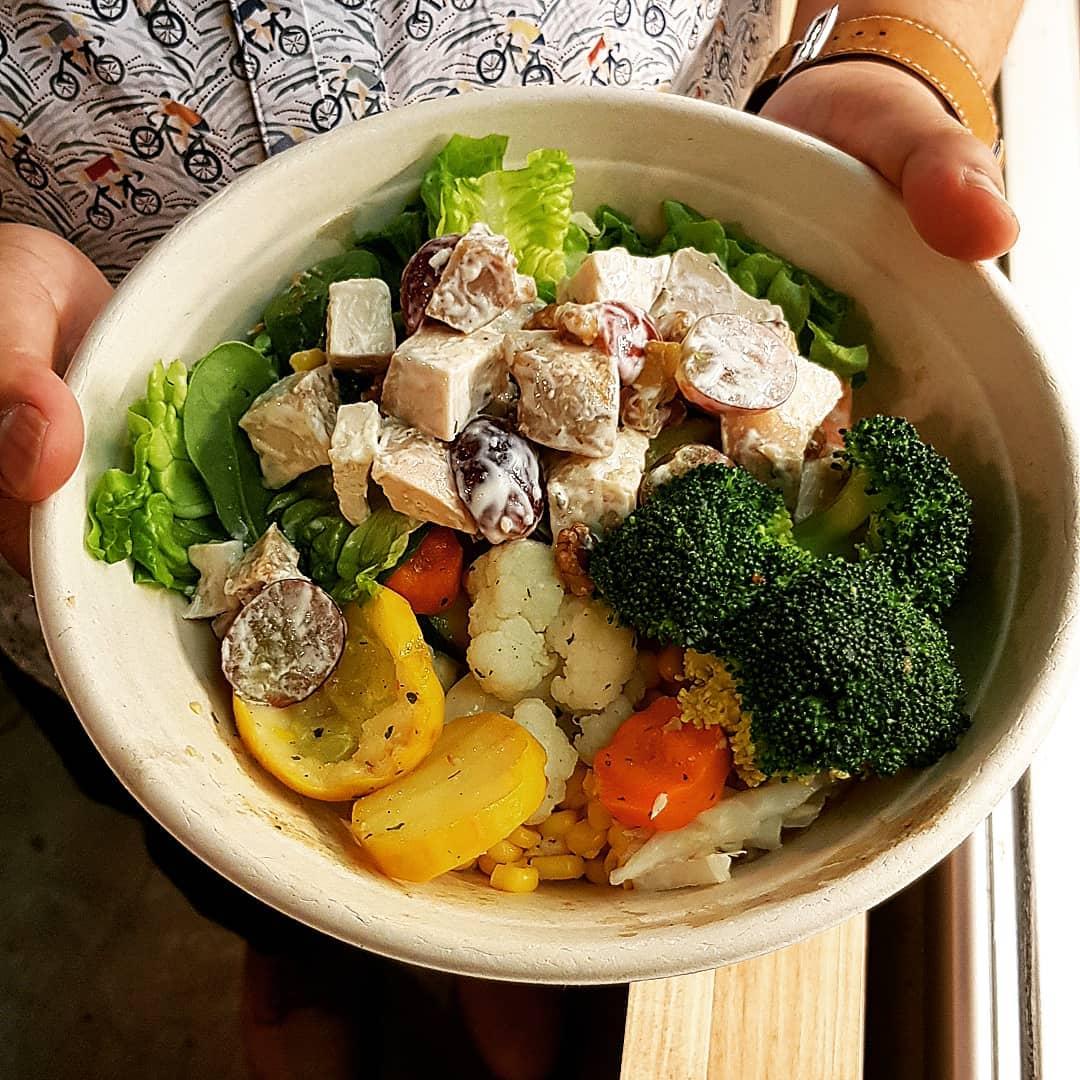 Munch Salad Smith ChopeDeals Online Food Festival 2019 Chope Singapore