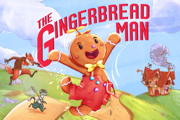 the gingerbread man pamphlet