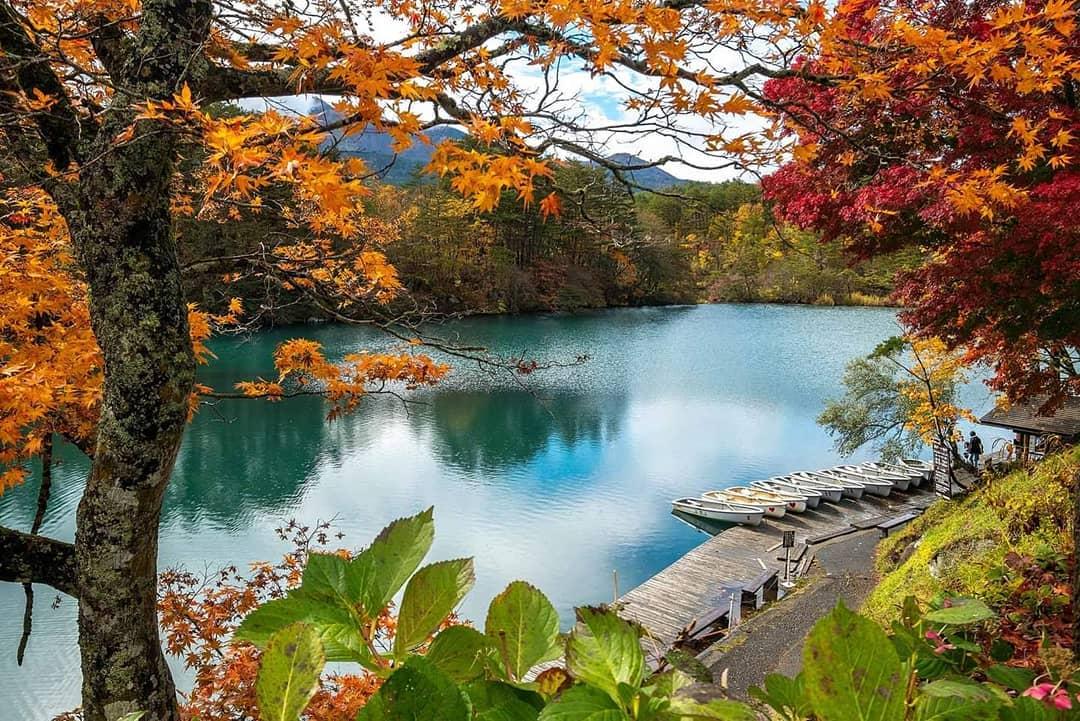 Autumn Japan 2019 goshikinuma