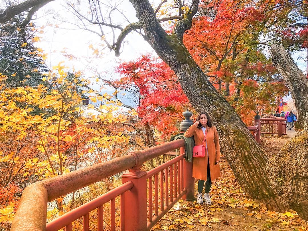 Autumn Japan 2019 nikko