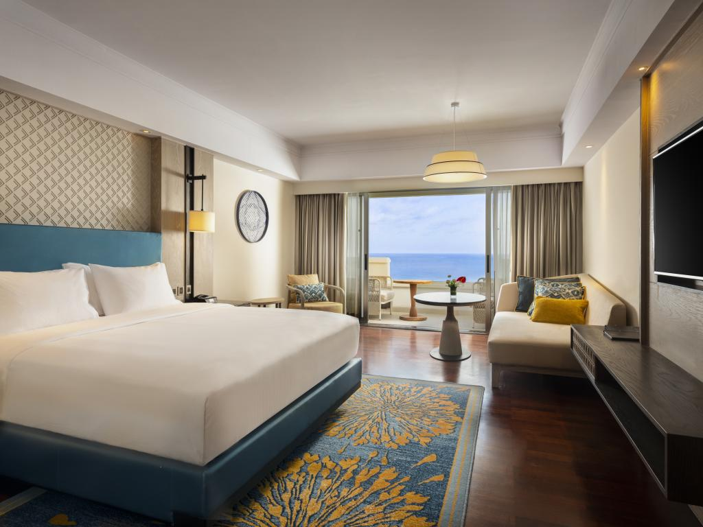 bali luxury hotels - hilton bali resort