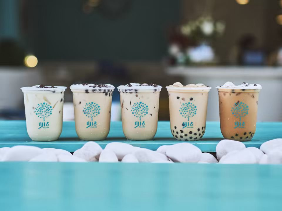 bubble tea cafe in jb - 少1点 shao yi dian