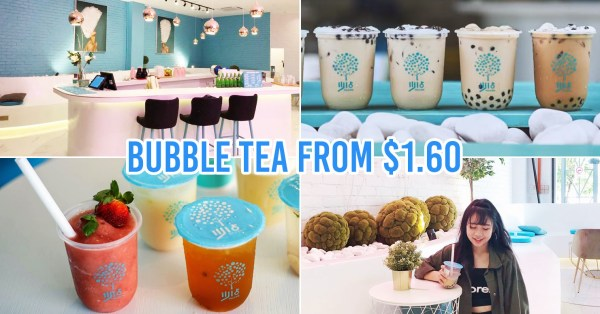 9 Bubble Tea Shops In JB With Comfy Sit-Down Cafe Spaces That Don't Exist In Singapore