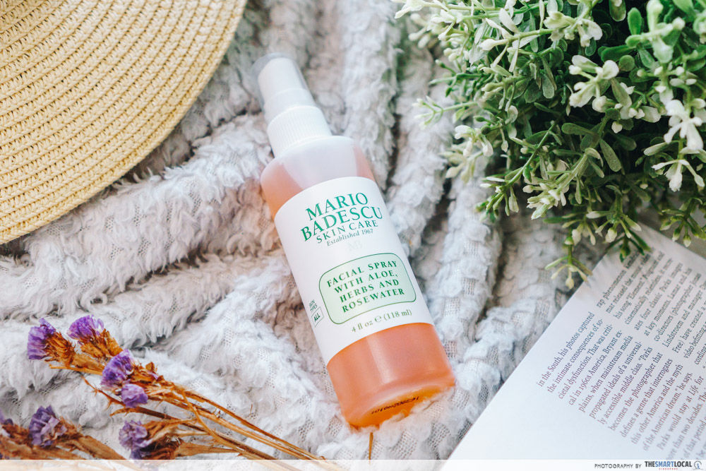 Sephora Beauty Pass Sale - Mario Badescu Facial Spray with Aloe, Herbs and Rosewater