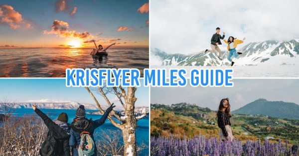 7 Easy Ways To Score KrisFlyer Miles For A Free Flight Out Of Singapore