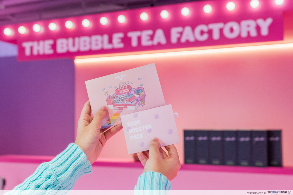 The Bubble Tea Factory Singapore Boba Booster Pack