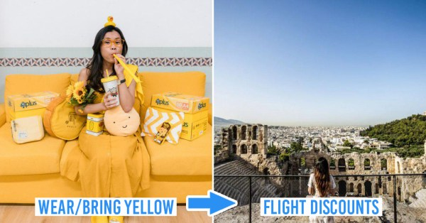 Scoot Lets You Exchange Yellow Outfits Or Objects For Travel Vouchers To Places Like Japan & Europe