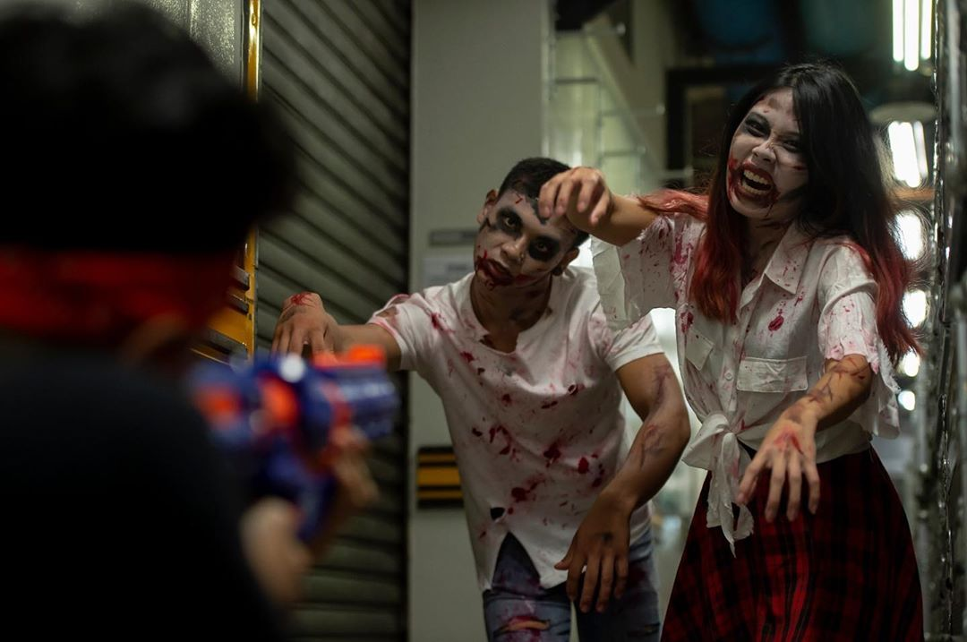 halloween events in singapore - zedtown asia battle in singapore