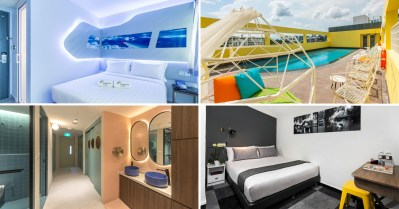 Affordable Staycation Hotels Singapore