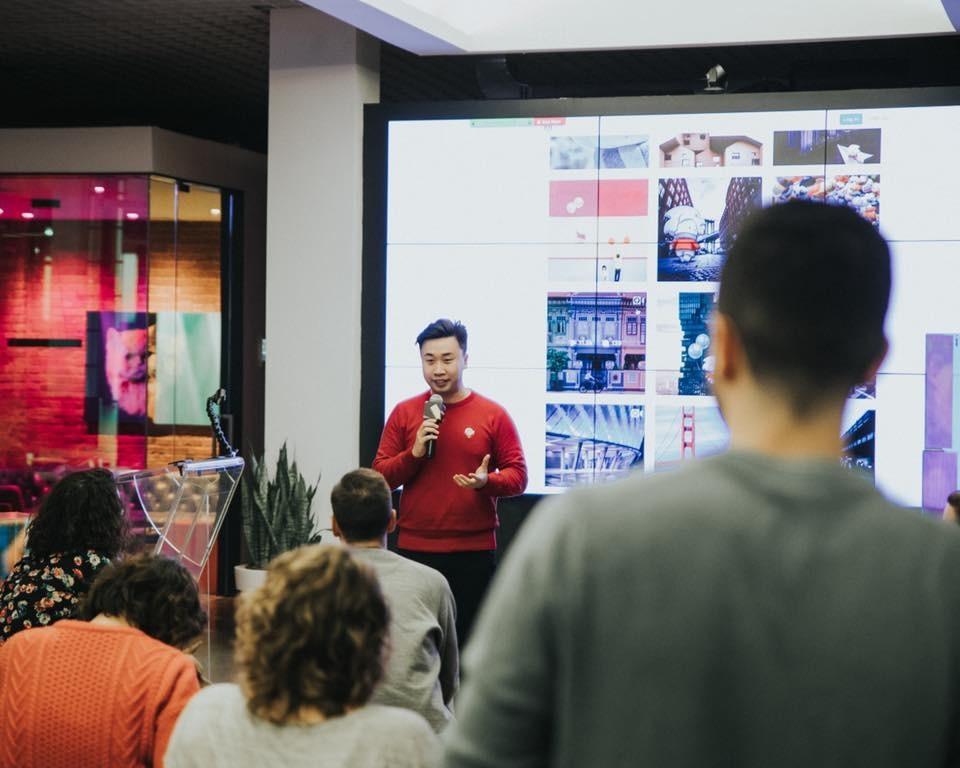 Singapore Media Festival 2019 Workshop