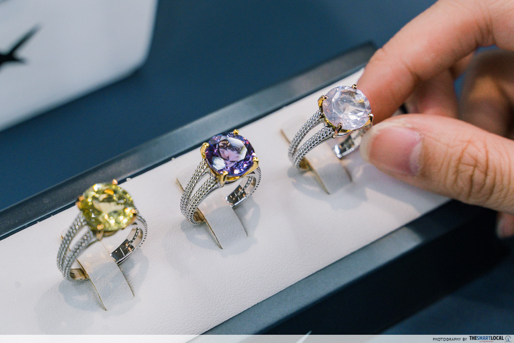 mauboussin sale - chanson d'amour ring collection