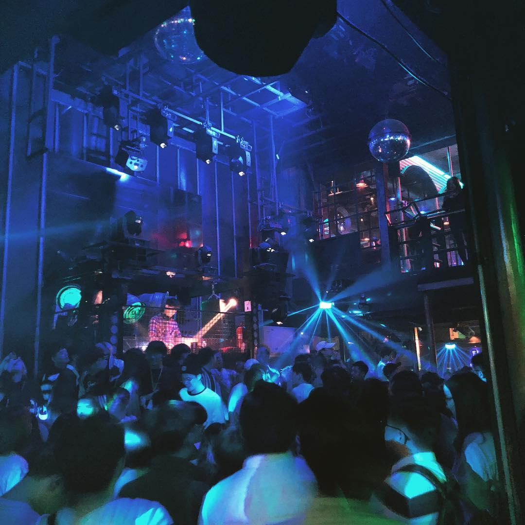 noise basement seoul club