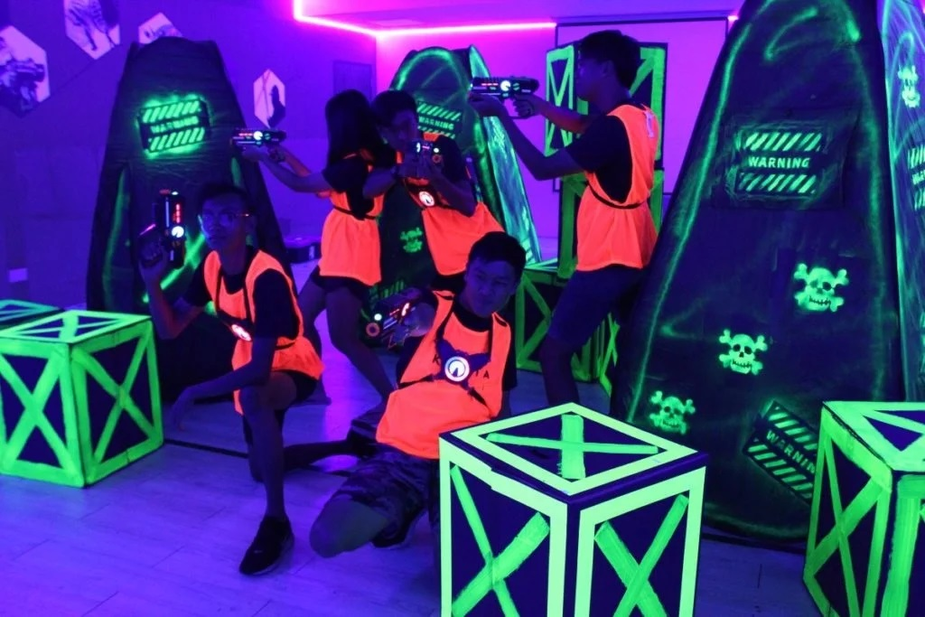 things to do december 2019 laser tag
