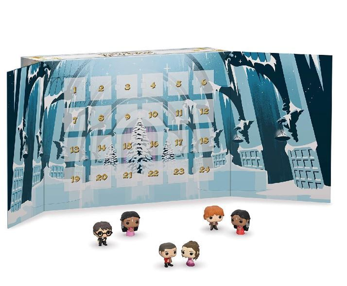 Marvel Funko Pop advent calendar