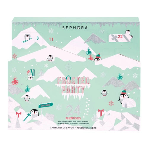 Sephora advent calendar
