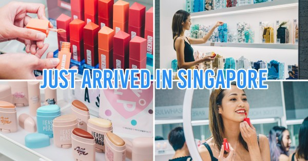 6 Rare Korean Makeup & Skincare Brands That Have Just Arrived In Singapore For You To Fangirl Over