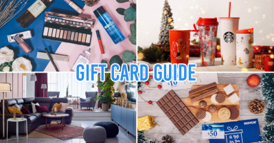 gift card singapore guide