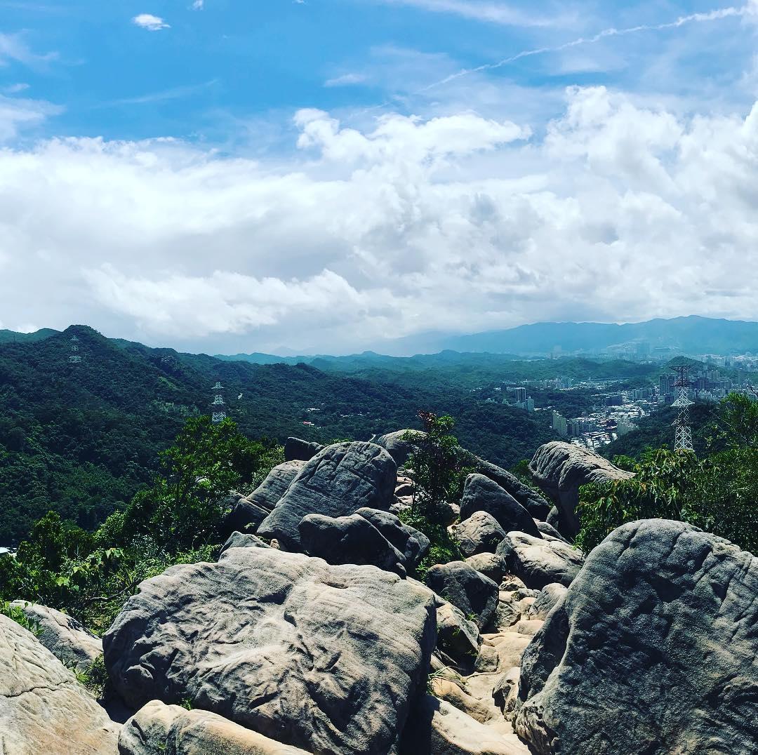 Jinmianshan Trail (Scissors Rock)