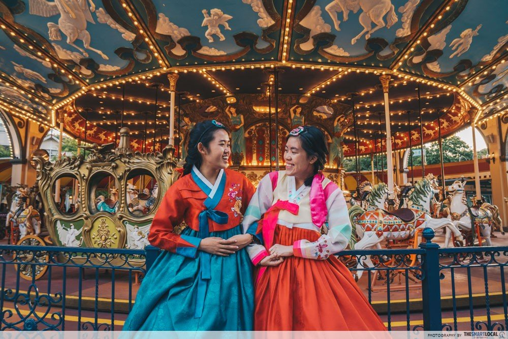 long weekend guide 2020 - christmas day and new year's day korea everland