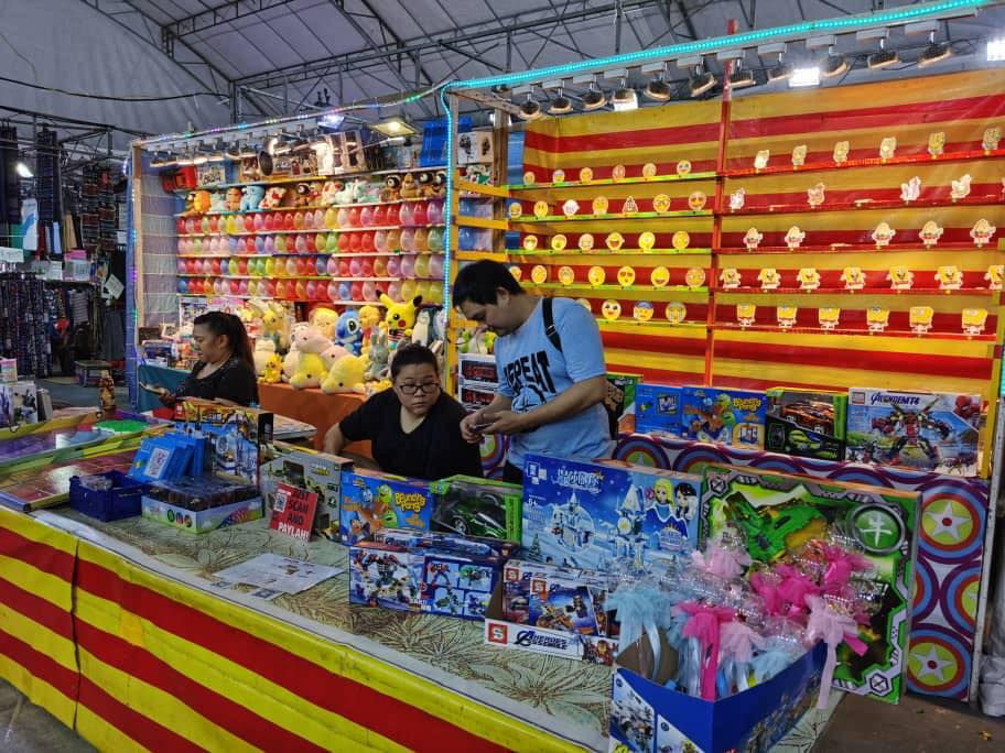 Jurong East Chinese New Year bazaar 2020