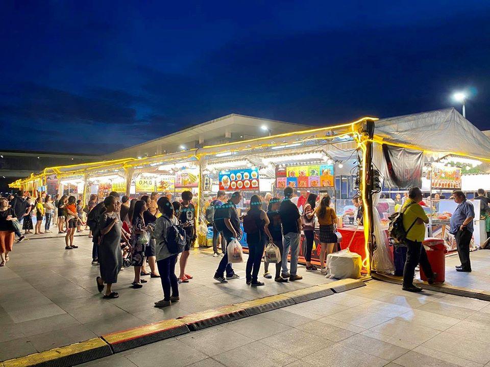 Bukit Panjang Chinese New Year bazaar 2020