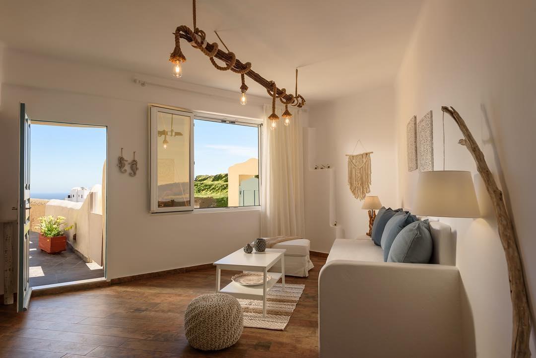 Four Seasons Mansion - Santorini