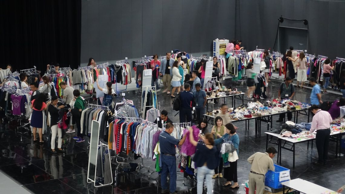 Mediacorp Wardrobe Prop Department Clearance Sale