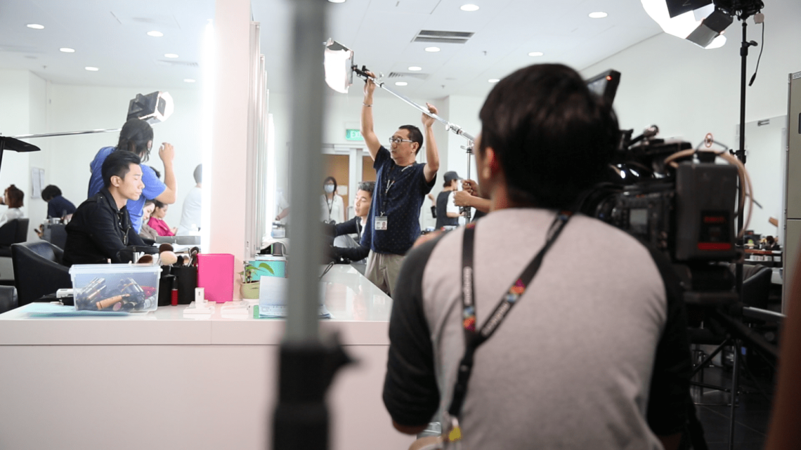 Mediacorp Secrets Singapore Industry Insider Behind The Scenes