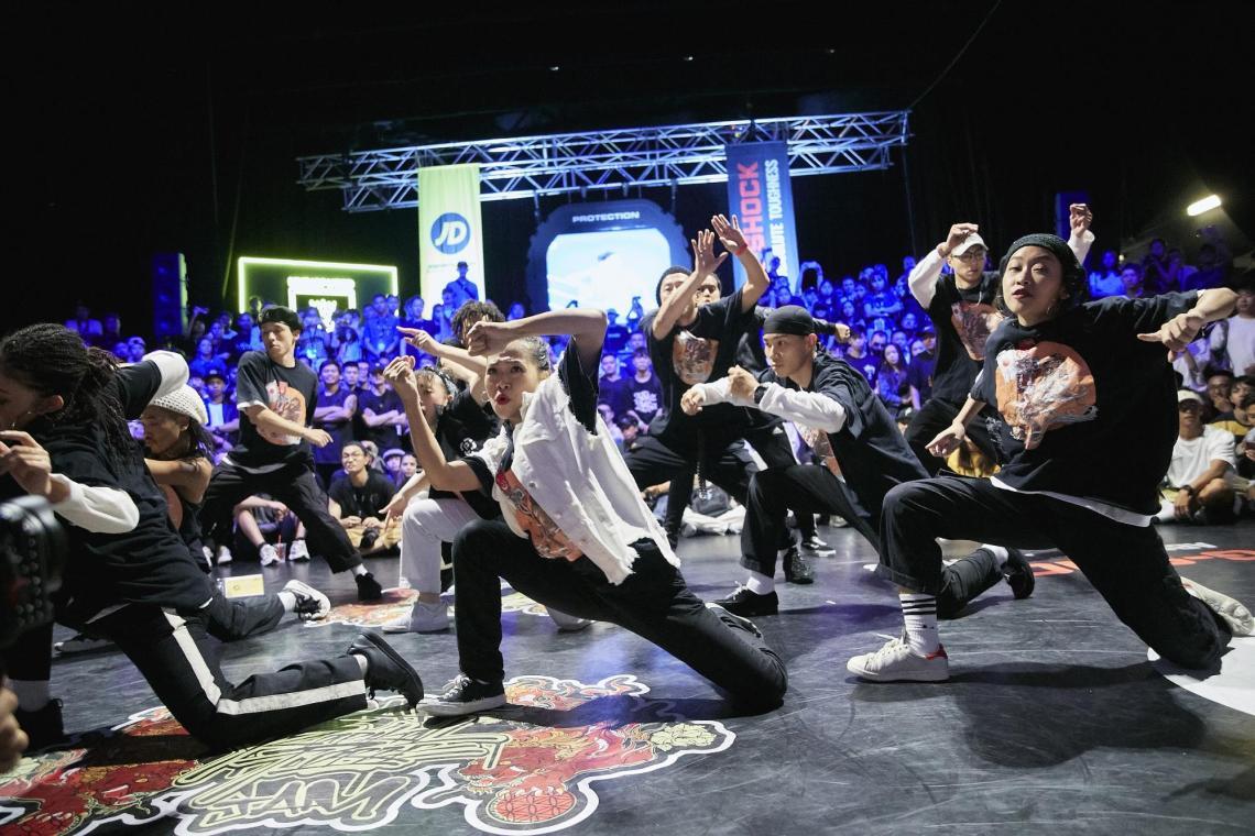 SCCC RE.MIX 2020 Dance