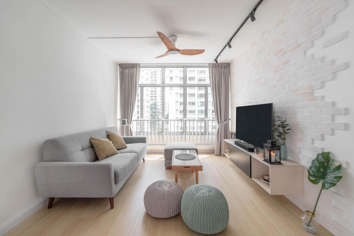 agcdesign hdb renovation singapore 4 room toa payoh living room