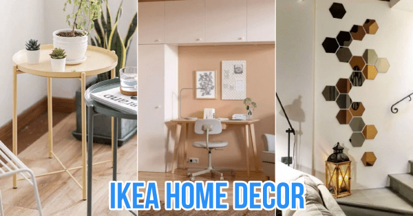 10 IKEA Singapore Items From $1.90 That Will Add Aesthetic Points To Your HDB Instantly