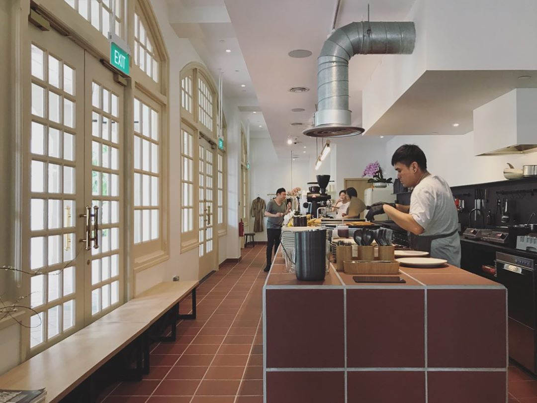 Gather - new cafe