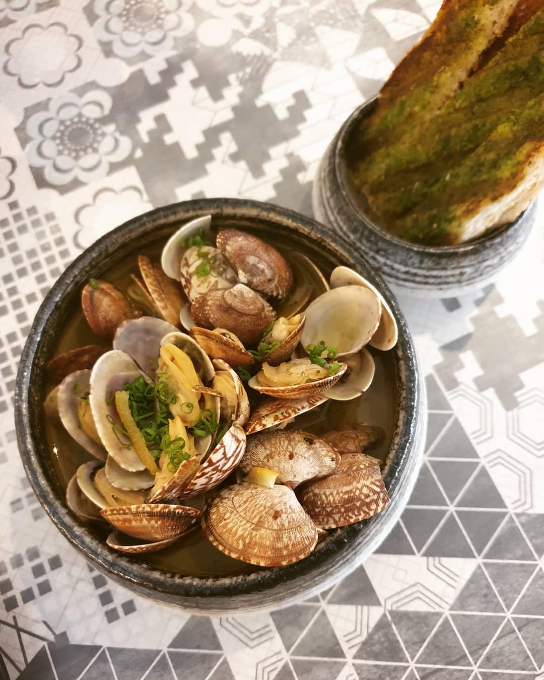 Chao Ta - asari clams