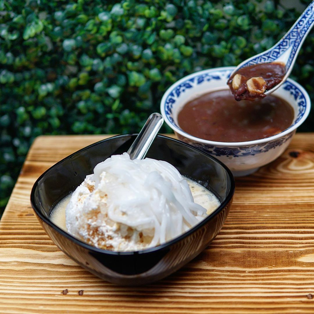 New cafe - Chow Zan Dessert