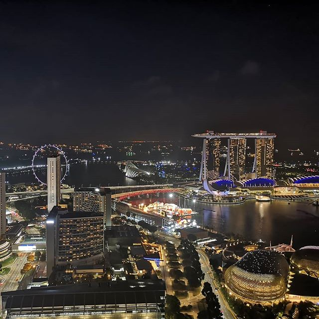 View from Swissotel