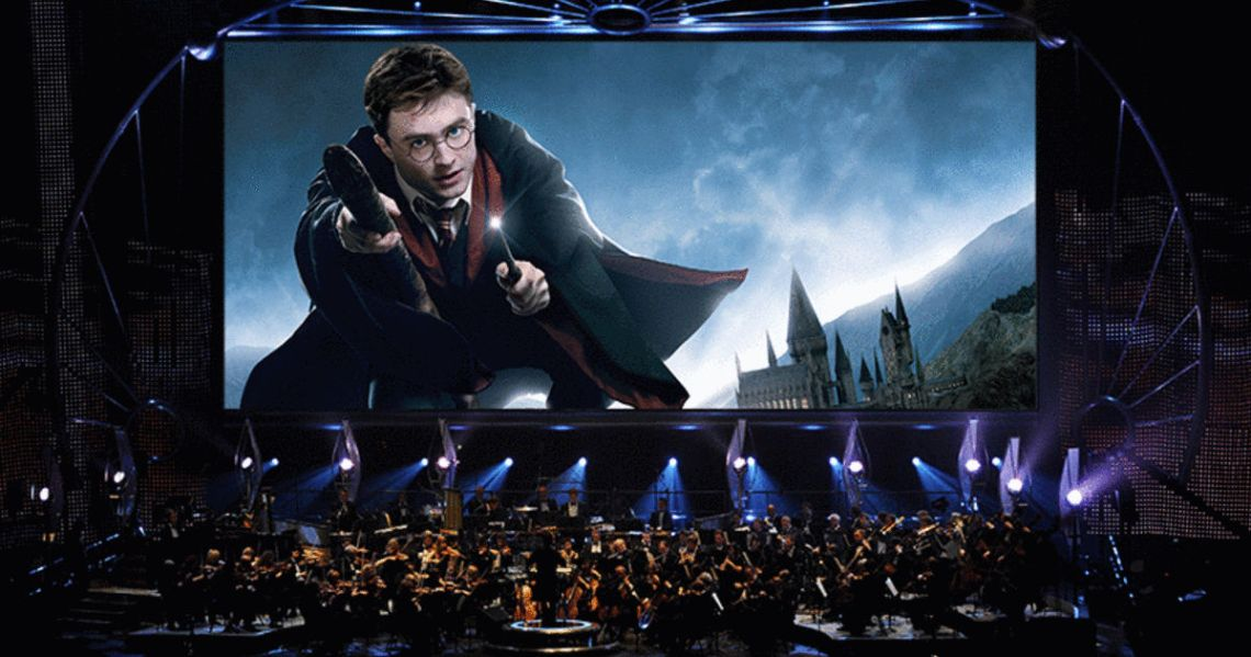 Harry Potter and the Goblet of Fire in Concert