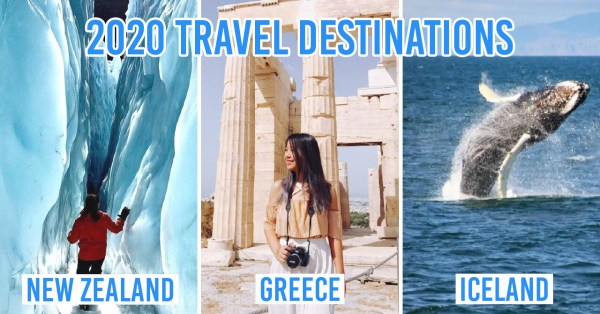 7 Travel Destinations You Can Still Visit Despite COVID-19 If Your Wanderlust Is Strong