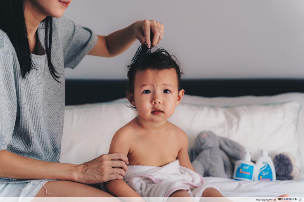 cradle cap babies