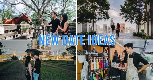 7 Quiet Date Activities In Singapore For Introverted Couples To Dodge The Crowds And Enjoy Privacy