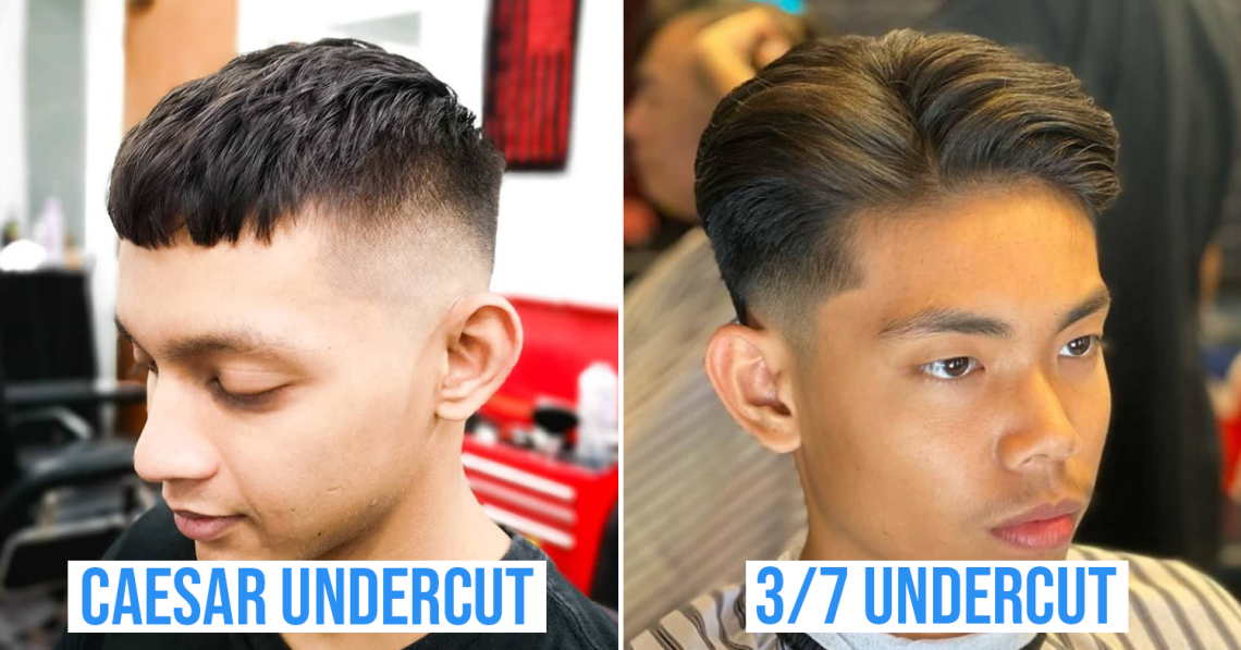 10 Undercut Hairstyles For Guys In 2020 With New Variations So You