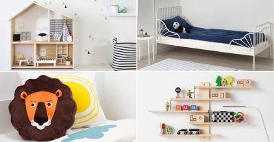Ikea kids furniture