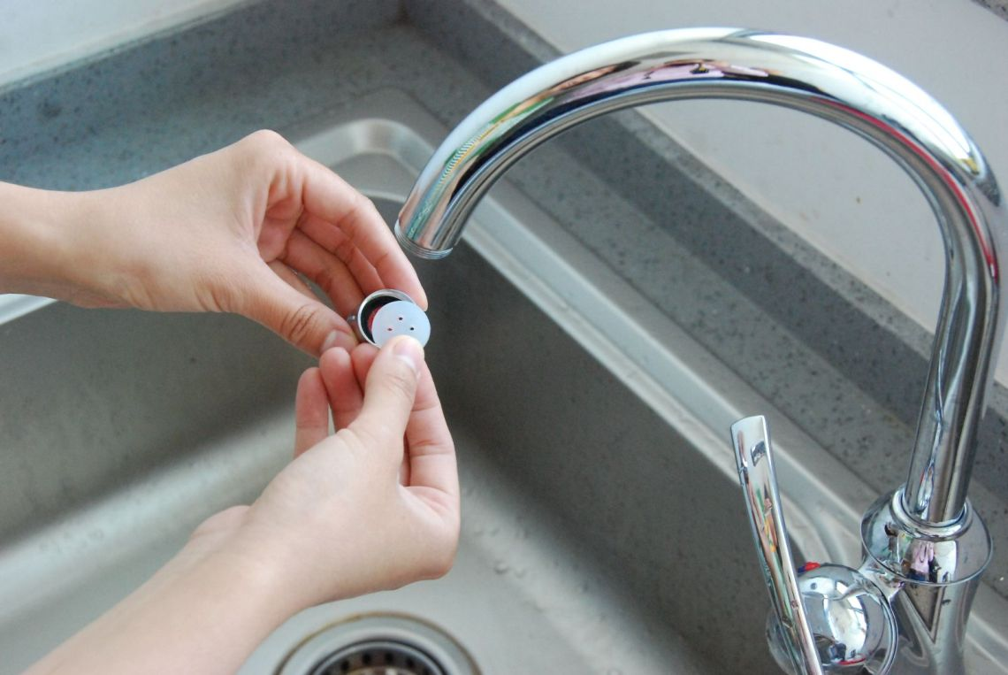 water thimbles - tips for sustainable living