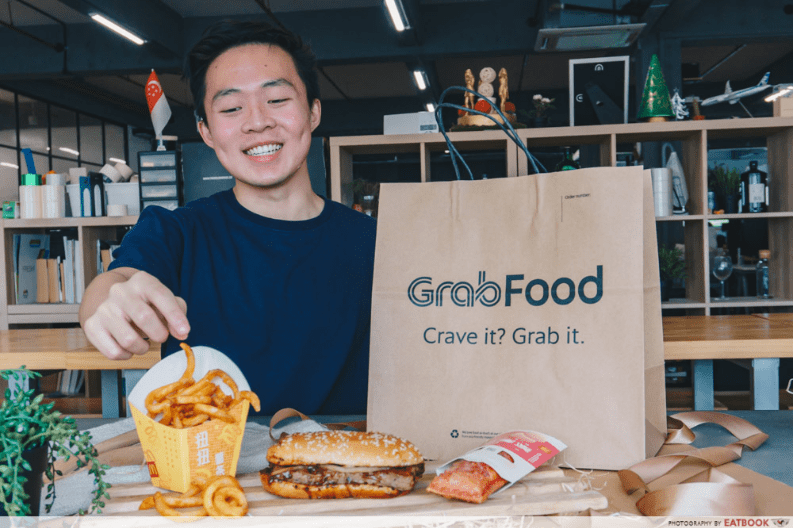 Food Delivery Promo
