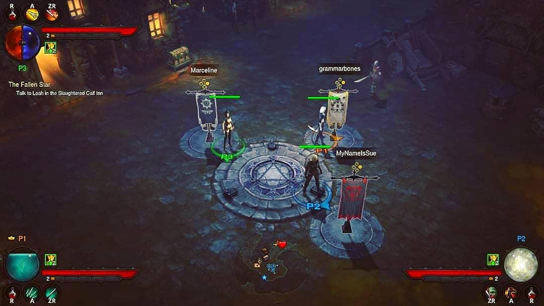 Diablo 3 Multiplayer Nintendo Switch games